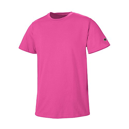 Champion Short Shirt Adult Sleeve T Wow T425 Rosa RRwpvqrOx