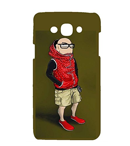 printtech Funny Stern Funky Guy Back Case Cover for Samsung Galaxy S3 / Samsung Galaxy S3 i9300  available at amazon for Rs.344