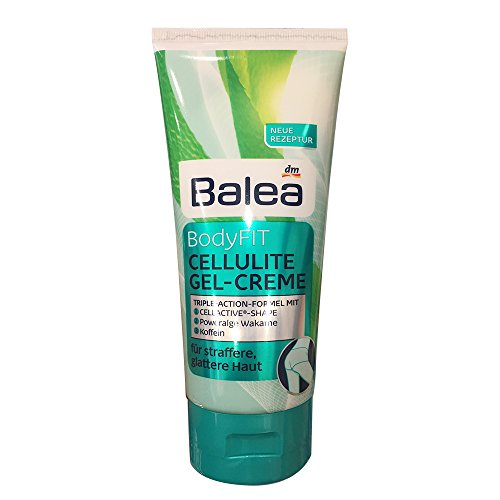 Balea BodyFIT Cellulite Gel-Creme (200ml)