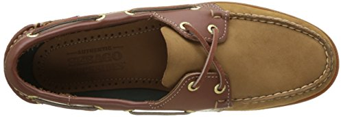 Sebago Herren Endeavor Bootschuhe Braun (Tan Nubuck/leather)