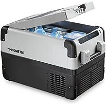 Dometic CoolFreeze CFX 35W, elektrische Kompressor-Kühlbox/Gefrierbox, 32 Liter, 12/24 V und 230 V für Auto, Lkw, Steckdose, mit WLAN + USB Anschluss, Energieklasse A++
