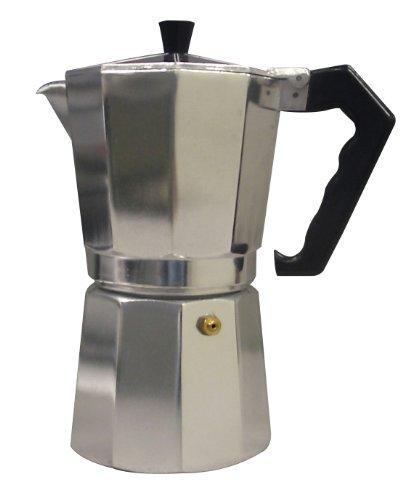 CucinaPro 270-03 Stovetop Espresso Machine, 3-Cup