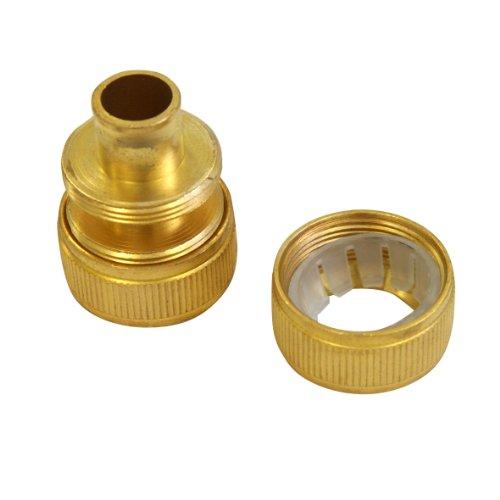 Xclou 369763 Raccord de réparation de tuyau en laiton 3/4''