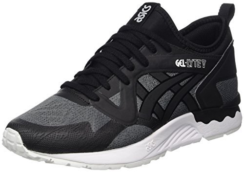 Asics Gel-Lyte V NS, Baskets Mixte Adulte Gris (Carbon/Black)