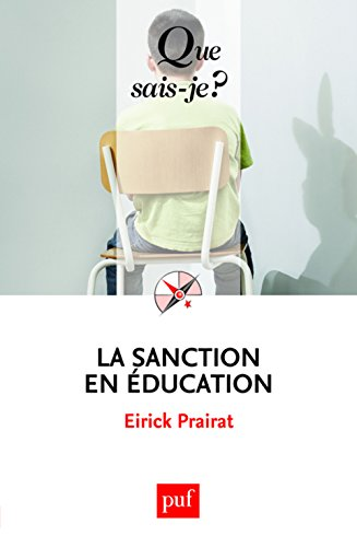 La sanction en ducation