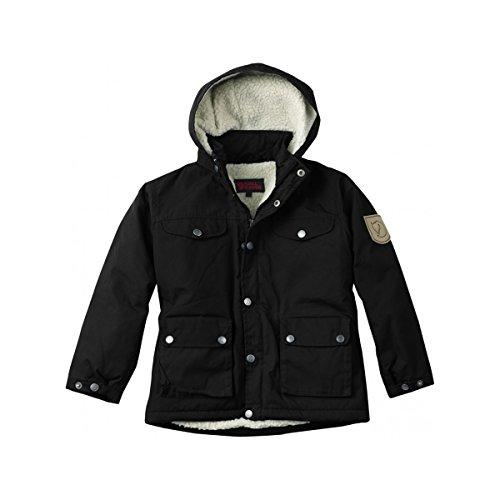Fjällräven Kinder Jacke Greenland Winter Black (550)