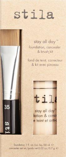 Stila All Day Foundation and Concealer Set, Bare