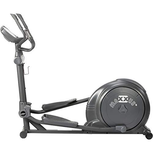 MAXXUS® Erwachsene 8.0 Crosstrainer, Grau, 1.998 x 700 x 1.511 mm - 2