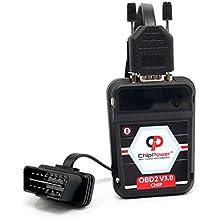 OBD2 V.3 Chip Opel Astra G 2.0 OPC 192hp gasolina ECU Tuning caja Software