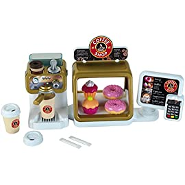 Theo Klein 9501 Coffee Shop, Toy, Multi-Colored 41axyK NFFL