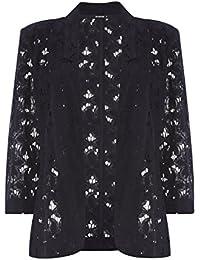 Suchergebnis auf Amazon.de für: spitzen blazer: Bekleidung