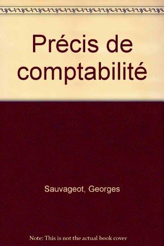 Précis de comptabilité par Georges Sauvageot