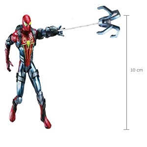 Figura Spiderman Cañon 9