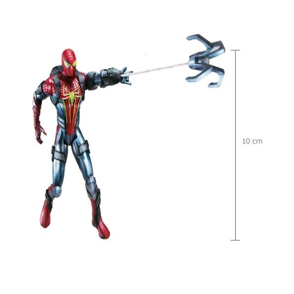 Figura Spiderman Cañon 1