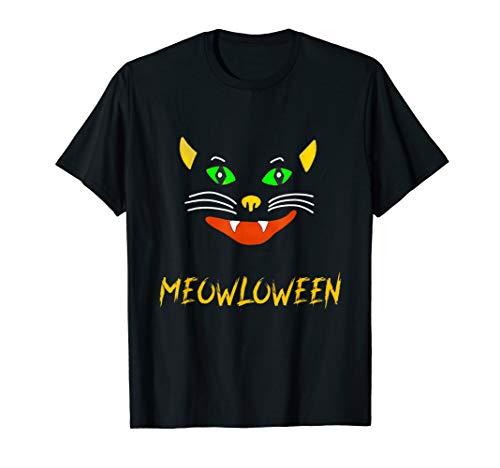 oween Katze Katze Katze heftig T-Shirt ()
