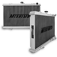 Mishimoto MMRAD-240-89KA Nissan 240SX - Radiador de aluminio (motor KA,