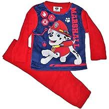 Pijama Infantil Paw Patrol para niños 2 Piezas Coralina