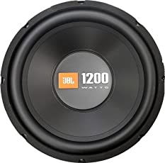 "Jbl Cs-1200Wsi 12"" Car Audio Sub Woofer (1200W 300 Rms)"