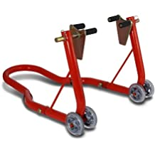 Cavalletto moto anteriore ConStands Classic Front rosso Ducati 1098, 1198, 1199 Panigale, 748, 749, 848/ Evo, 888, 916, 996, 998, 999, GT 1000