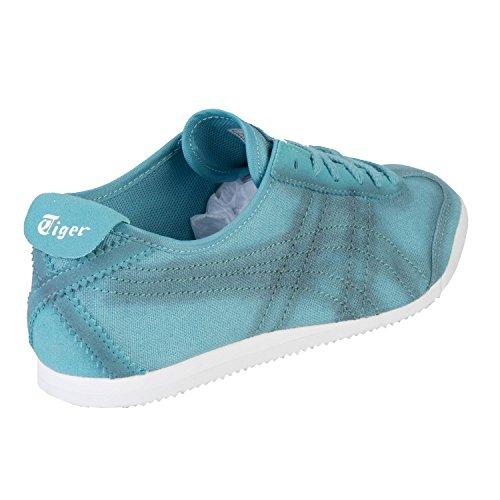 Onistuka Tiger  Mexico 66, Chaussures de Trail adulte mixte Bleu - Bleu
