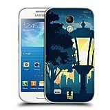 Head Case Designs Park Sonnenuntergang Sammlung Soft Gel Hülle für Samsung Galaxy S4 Mini I9190