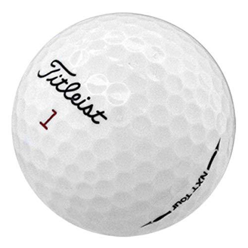 TITLEIST NXT Tour Anstrich Golf Balls (One Dozen) Verpackung kann variieren -