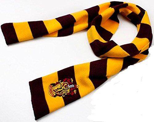 Hogwarts Kostüme Zubehör Und (Harry Potter Hogwarts Schal von Gryffindor 145)