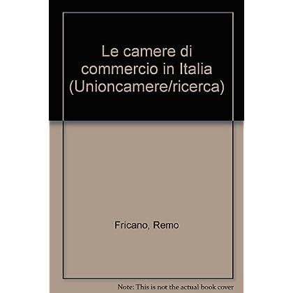 Le Camere Di Commercio In Italia