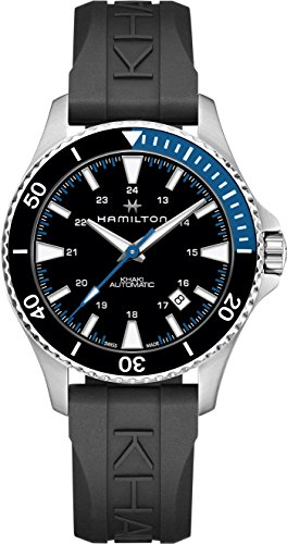 Hamilton Khaki Navy Scuba h82315331automático para hombre reloj