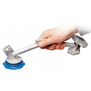 asecos Fass - Schlüssel, Fass-Schlüssel, Gusseisen, für alle handelsüblichen Fässer, Gusseisen Lackiert.