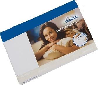 Tempur - Housse Ombracio Jersey Bleue pour Oreiller Ombracio
