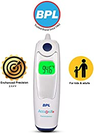 BPL Medical Technologies BPL Accu Digit E1 Non Contact Infrared Thermometer (White)