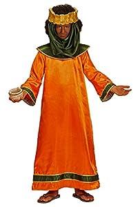 WIDMAN Rey Bíblico - Disfraz Infantil - Grande - Edad 11-13 - 158cm