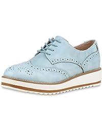 napoli-fashion - Zapatos de vestir brogues Mujer
