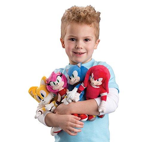 Image of Sonic Boom 8 Inch Sonic Plush Toy