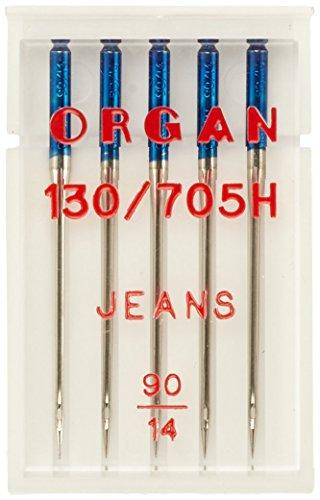 Organ Nähmaschinennadeln Jeans 90er 130/705 H