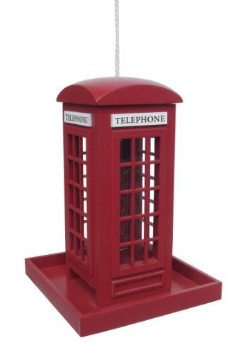 Telefonkabine Futterhäuschen