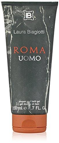 laura-biagiotti-roma-uomo-homme-man-duschgel-1er-pack-1-x-200-ml