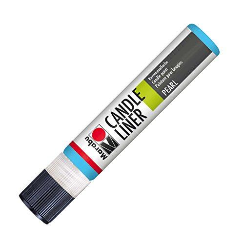 Marabu 180509090 - Candle Liner, 25 ml, hellblau