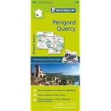 Périgord, Quercy : 1/150 000