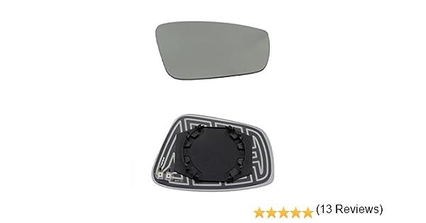 TarosTrade 57-8780-L-64241 Vetro Specchietto Retrovisore Riscaldabile Lato Sinistro