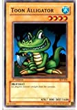Yu-Gi-Oh! - Toon Alligator (SDP-009) - Starter Deck Pegasus - Unlimited Edition - Common by Yu-Gi-Oh!