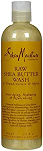 Shea Moisture Organic RAW Shea Butter Body Wash 13oz