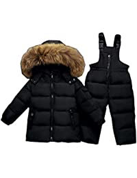 10d596a59 Amazon.es  Ropa impermeable y de nieve - Niño  Ropa  Impermeables ...