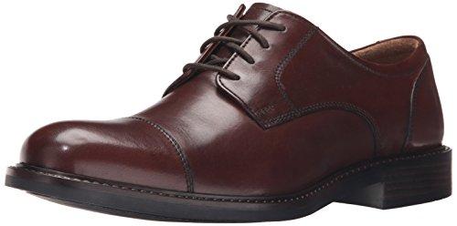 johnston-murphy-mens-tabor-cap-toe-oxford-brown-calfskin-10-m-us