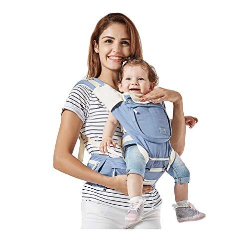 Porte bébé Porte-bébé Multifonctions Respirant Bébé Assis sur Le Tabouret Taille pour Un Usage Amovible et indépendant ( Color : B )