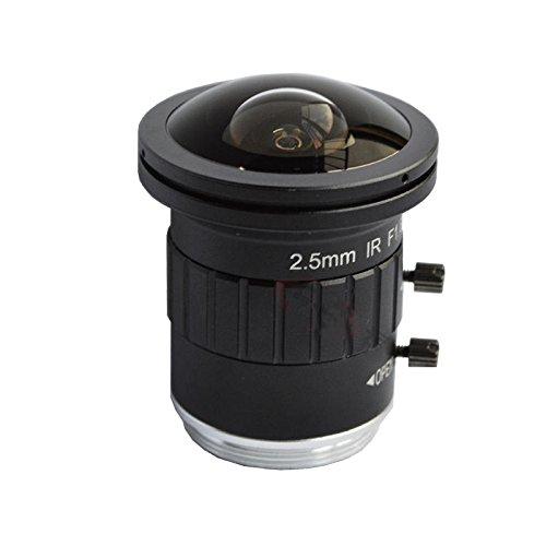 Quanmin 2.5mm 4K HD 8 Megapixe 2/3