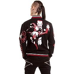 Joker - Chaqueta - para hombre Negro negro S
