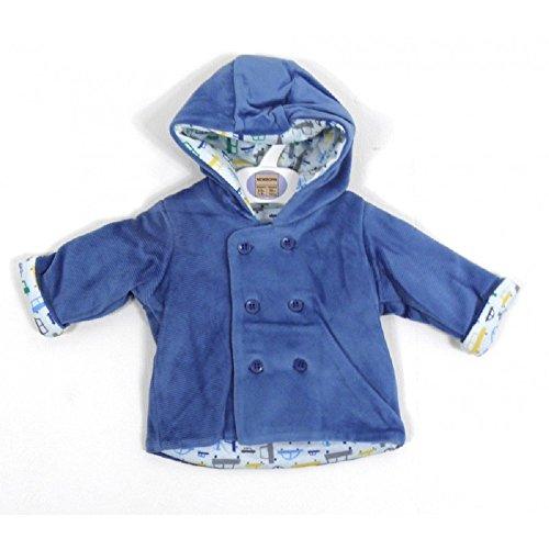 mark-spencer-baby-jungen-ubergangs-jacke-kapuze-blau-fruhchen-50-80-56-62