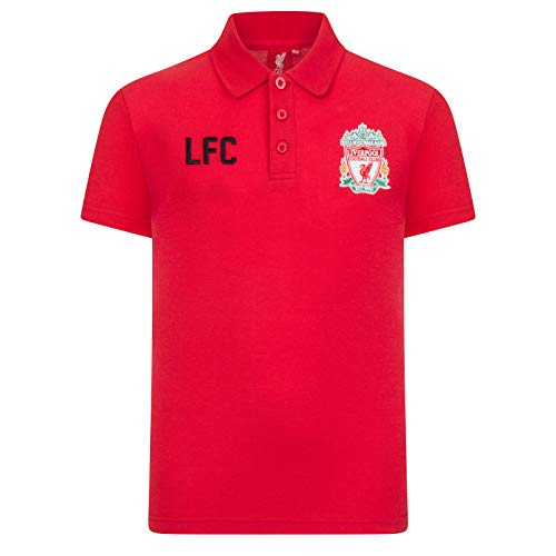 Liverpool FC - Polo Oficial niño - Escudo Club -